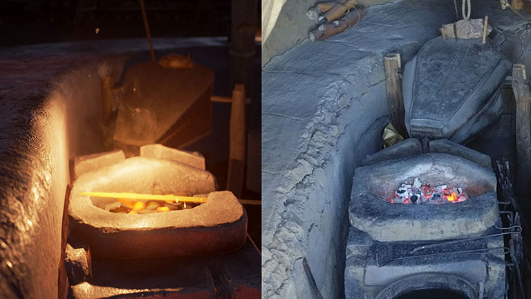 blacksmith comparison