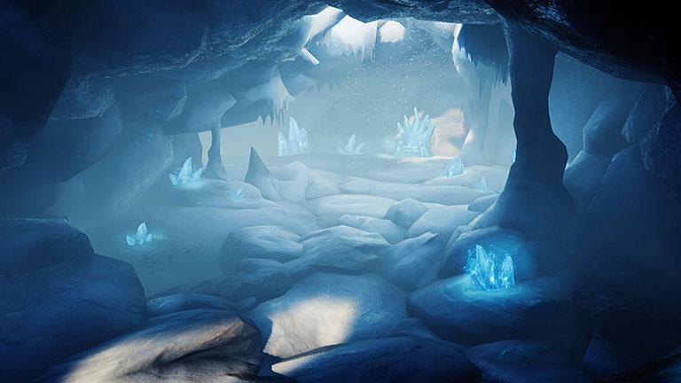 snowqueen scene